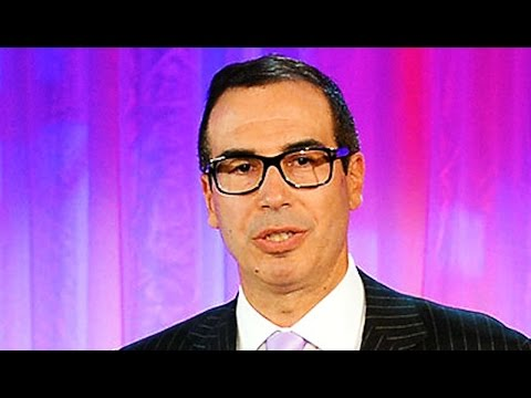Trump's Swamp: Sec. of the Treasury Steven Mnuchin May Have Robbed You During the Housing Crisis