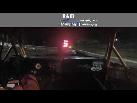 5-4-19 Hamilton County Speedway USRA Hobby Stock In-Car