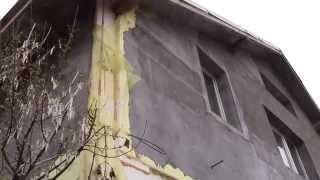 Лучший способ утепление фасада ч. 2(утеплительные панели смонтированы на клей пену. фасад простоял зиму обзор фасада. Всегда рады вопросам..., 2015-03-30T13:46:06.000Z)