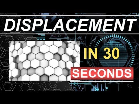 Blender 2.8 : Displacement Maps In 30 Seconds!!! (Gimp Tutorial) thumbnail