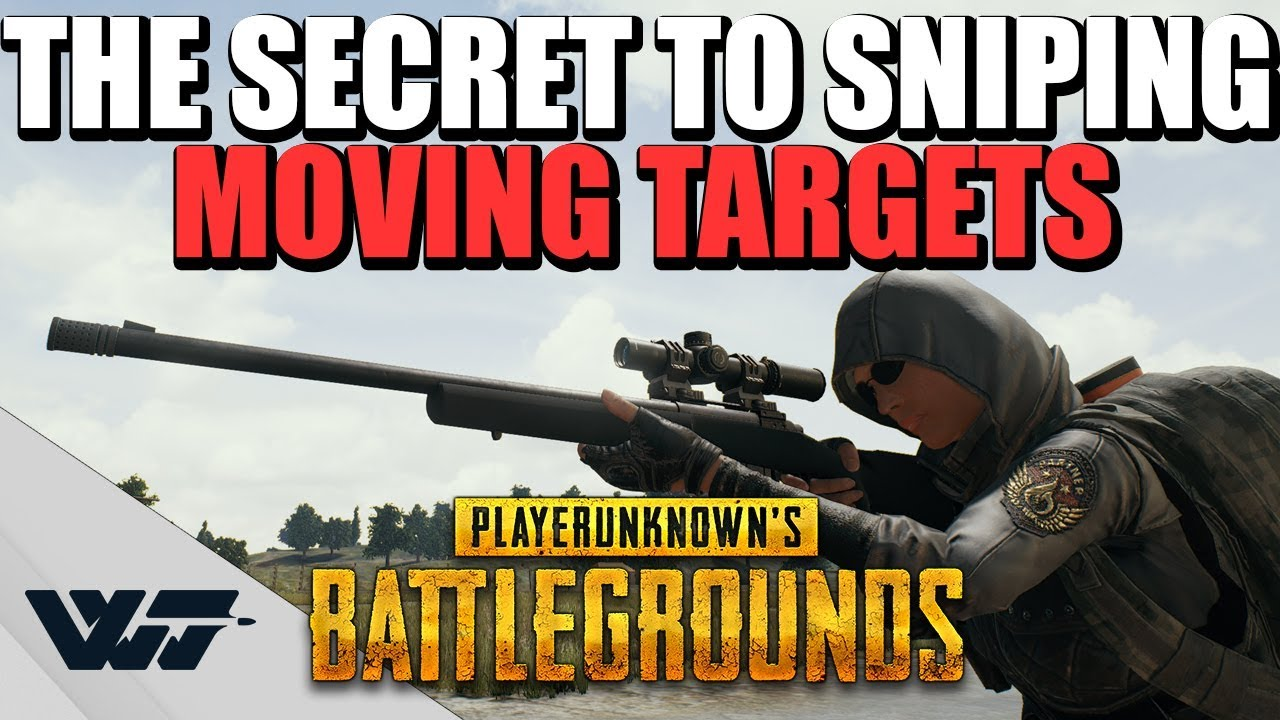 Download GUIDE: The SECRET to sniping MOVING TARGETS (Kar98k + M24) - PUBG