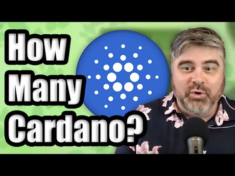 How Much Cardano (ADA) Do You Need To Become A Cryptocurrency Millionaire in 2021? | BitBoy Crypto