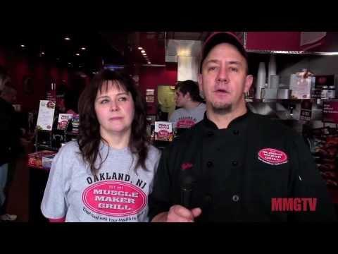 Muscle Maker Grill - Oakland NJ
