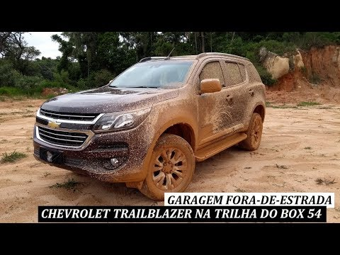 Garagem Fora-de-Estrada Trailblazer LTZ na trilha do Box 54 & Tame all roads in Chevyu0027s iconic Trailblazer - WorldNews