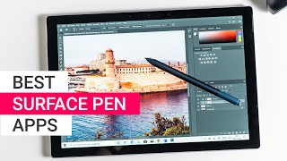 Microsoft Surface Pro: The Best Apps For The Surface Pen