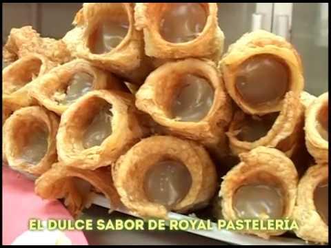 El dulce sabor de Royal Pastelería