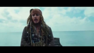 Pirates of the Caribbean 5 Trailer @3 2017 Johnny Depp Movie HD