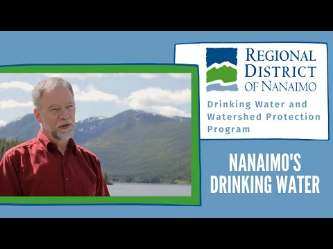 Drinking Water Week 2013 - Nanaimo's Drinking Water