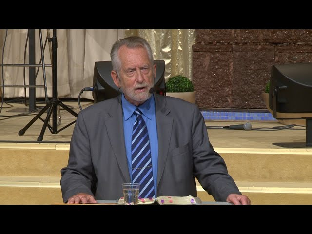 9 September 2018 Söndagsmöte med Gunnar Bergling
