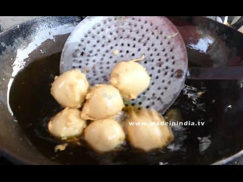 Indian Fast Food Recipe | Batata Vada | Potato Dumplings | Mumbai Street Food |