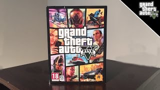 GTA V PC Unboxing and Successful Installation 2016 (PC) (1080p)