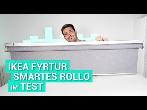 Das IKEA Fyrtur Rollo im Test - Endlich ist es da!