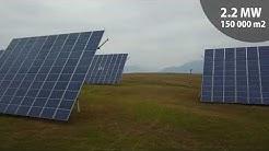 2.2 MW Solar Power Plant ready for Sale. Xanthi, north Greece