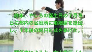 このビデオは やしろ優、「笑撃戦隊」野村辰二と披露宴.