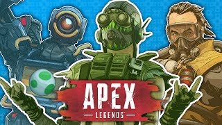 Glitches & Easter Eggs in Apex Legends - DPadGamer