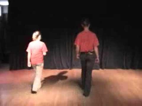 Four On The Floor Line Dance Demo Youtube