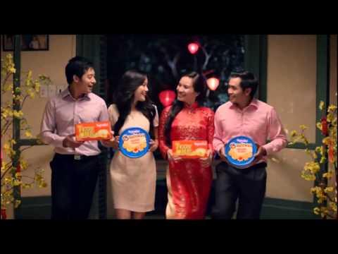 Quảng cáo tết 2014 Bánh Topcake cho tết yêu thương ngọt ngào [HD]