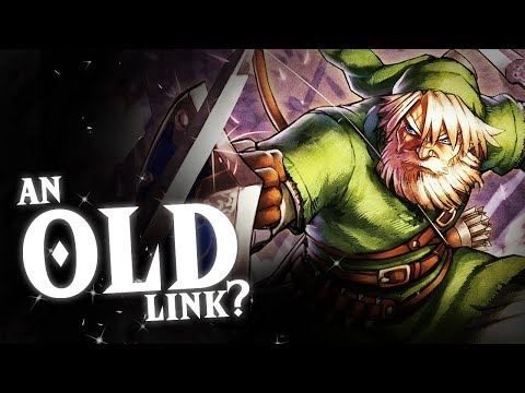 Link as an Old Man? (Zelda Theory)