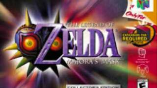 Download The Legend of Zelda: Majora's Mask Music: Music Box House MP3 song and Music Video