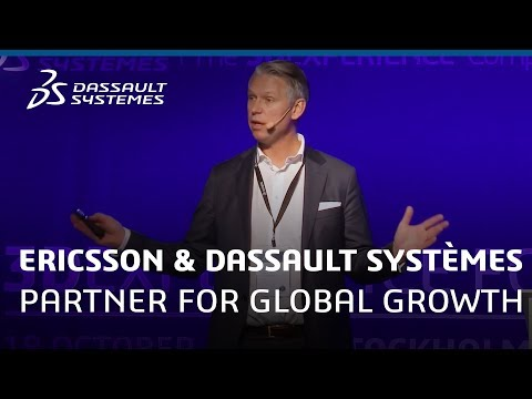 Ericsson and Dassault Systèmes Partner for Global Growth - Dassault Systèmes