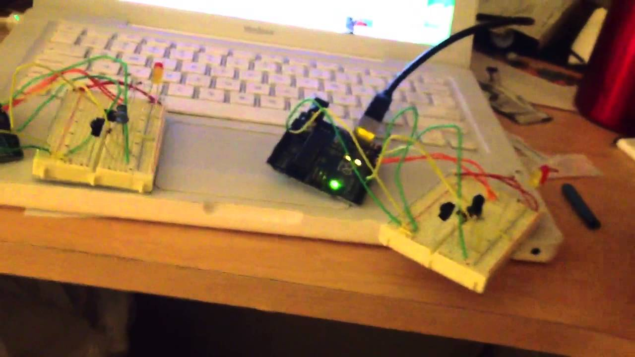 Arduino laser tag youtube
