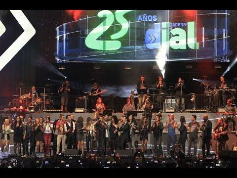 Lo mejor de la música por los 25 años de Cadena Dial