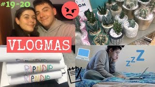 VLOGMAS | Lazy Days + THE BIG SWEET DEBATE!! *FUMING*