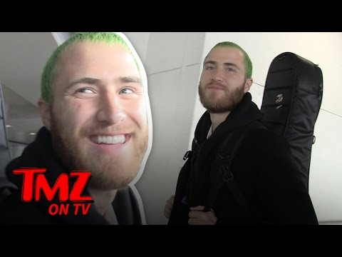 Mike Posner Thinks Its A Joke That He's Been Nominated For A Grammy | TMZTV