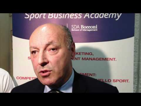 Sport Business Academy – Giuseppe Marotta