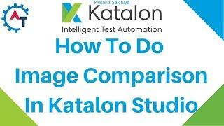 Image comparison in Katalon Studio