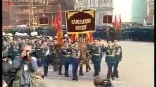 Парад Победы Военный Парад Победы на Красной площади 9 Мая 2015 г  Москва Первый канал