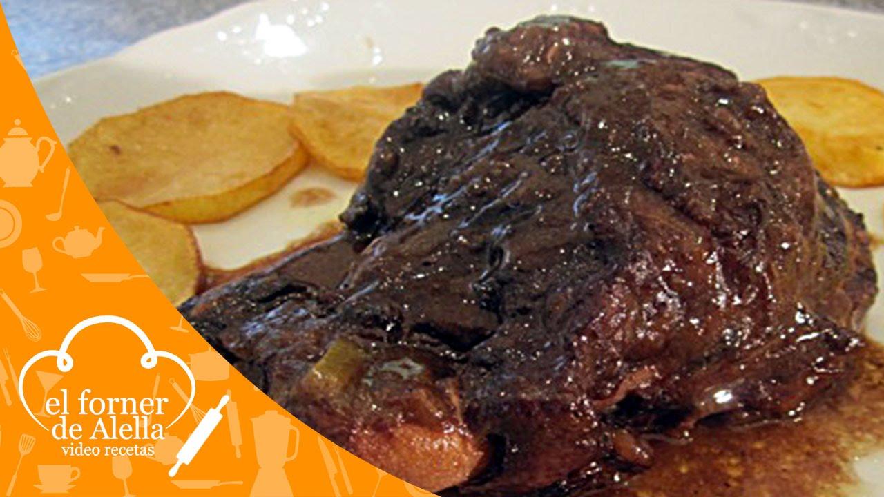 Como Cocinar Carrillada De Cerdo | Carrilleras Galtas De Cerdo Guisadas Youtube