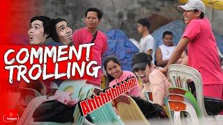 """Magpa-Massage At Umungol Nang Malakas!"" | Comment Trolling"