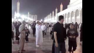 azan subuh di masjid nabawi