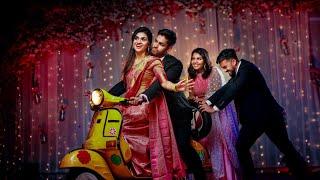 ROBERT - JEEVA WEDDING HIGHLIGHTS   Team Mahadevan Thampi