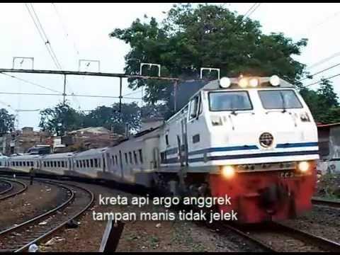 Sepur Argo Lawu - Cak Diqin feat Wiwid - Campursari