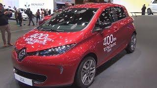 Renault ZOE Intens R90 (2017) Exterior and Interior