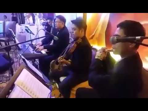 Wedding Musicians Manila Philippines - IKAW - String Quartet (Trio) EVENT SUPPLIER  BAND MUSIC