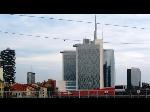 Porta Nuova Business District - Milan, Italy