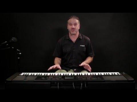 New From NAMM 2016: Yamaha DGX 660 Portable Grand Piano