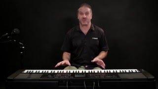 new from namm 2016 yamaha dgx 660 portable grand piano