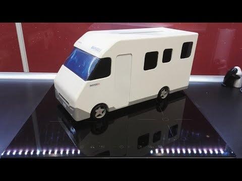 Fabriquer une Urne Camping-Car