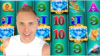MUST WATCH! 74 FREE SPINS ON RHINO!