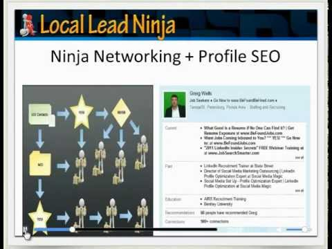 Local Lead Linja - Linked Ninja