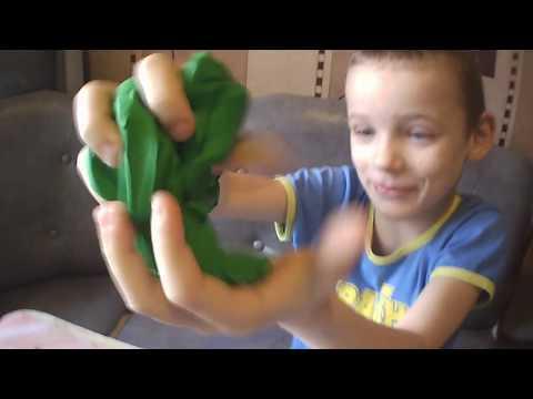 Пластилин для Детей Мягкий и Легкий  Plasticine Funny Gammy