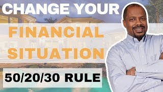 How To Manage Your Money Properly | 50/20/30 Rule of Money | Take Control