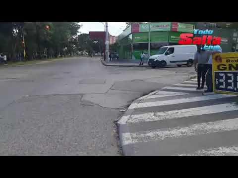 MANIFESTACIÓN DE IZQUIERDA