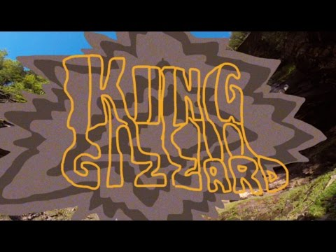 King Gizzard and the Lizard Wizard The River Artwork