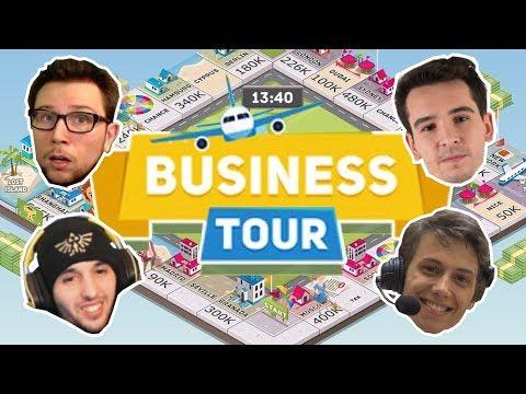 JE FAIS FORTUNE - BUSINESS TOUR AVEC DOMINGO ZANK ET KENNY