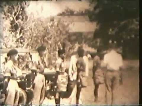 Malaya Campaign - Royal Scots Fusiliers - 1954 - 1957 (Part 2)